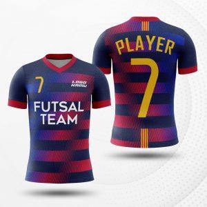 Jersey Futsal Terbaru