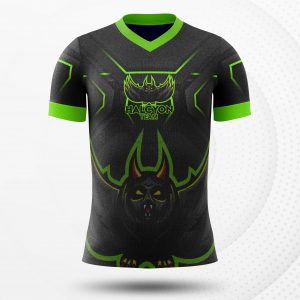 JERSEY GAMING POLOS