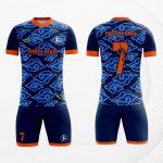 jersey futsal batik