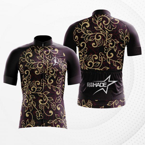 jersey sepeda road bike batik